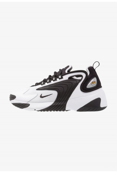 Nike ZOOM 2K - Baskets basses white/black liquidation