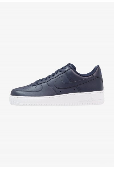 Nike AIR FORCE - Baskets basses obsidian/white liquidation