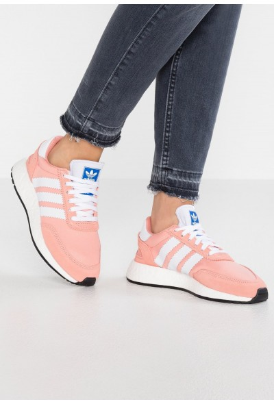 Adidas I-5923 - Baskets basses trace pink/footwear white/core black pas cher