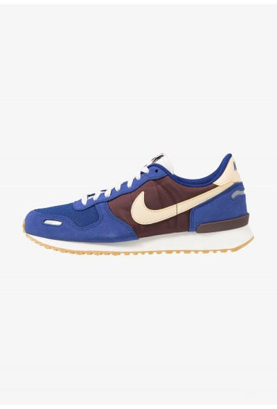 Nike AIR VORTEX - Baskets basses deep royal blue/pale vanilla/el dorado/sail/light brown/team orange liquidation