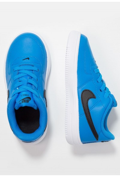 Nike FORCE 1 18 - Chaussures premiers pas photo blue/black liquidation