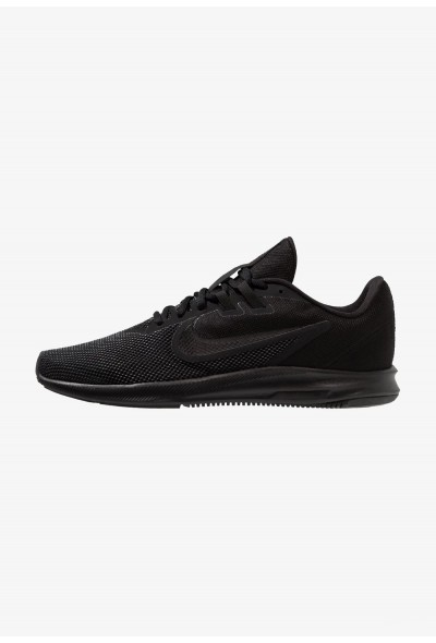 Nike DOWNSHIFTER 9 - Chaussures de running neutres black/anthracite liquidation