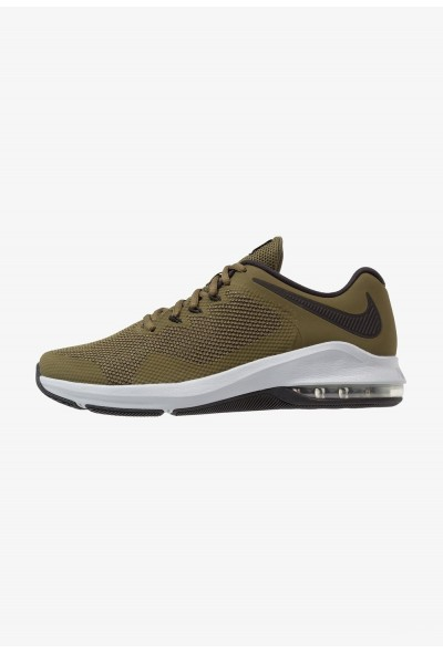 Black Friday 2020 | Nike AIR MAX ALPHA TRAINER - Chaussures d'entraînement et de fitness olive/black/olive flak/wolf grey liquidation