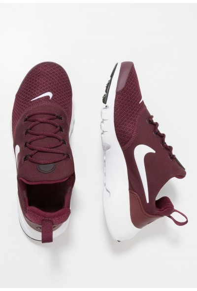 Nike PRESTO FLY - Baskets basses night maroon/white/black liquidation