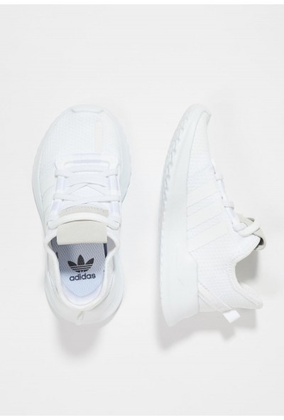 Adidas PATH RUN - Baskets basses white pas cher