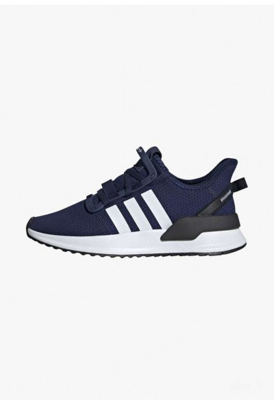 Adidas U_PATH RUN SHOES - Baskets basses blue/white pas cher