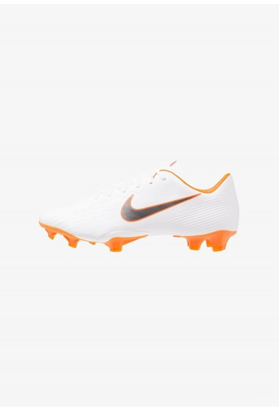Black Friday 2020 | Nike MERCURIAL VAPOR 12 PRO FG - Chaussures de foot à crampons white liquidation