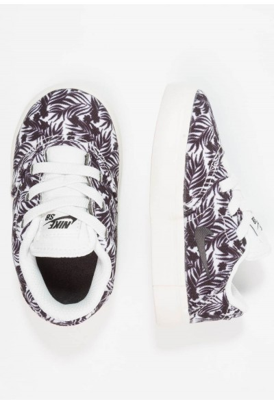 Nike CHECK - Mocassins summit white/black liquidation