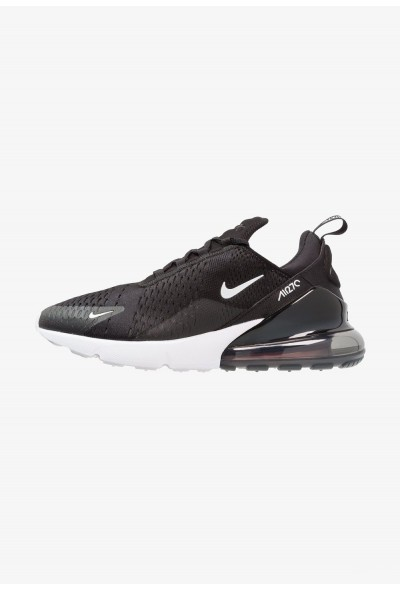 Nike AIR MAX 270 - Baskets basses black/anthracite/white/solar red liquidation