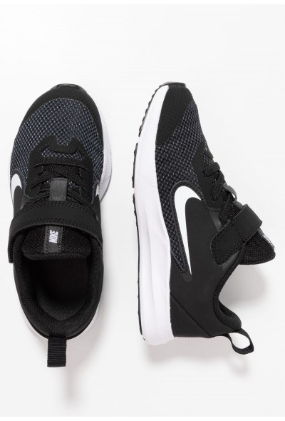 Nike DOWNSHIFTER 9  - Chaussures de running neutres black/white/anthracite/cool grey liquidation