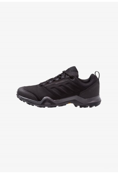 Adidas TERREX BRUSHWOOD - Chaussures de marche core black/grey five pas cher