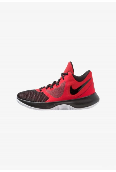 Nike AIR PRECISION II - Chaussures de basket university red/black/white liquidation