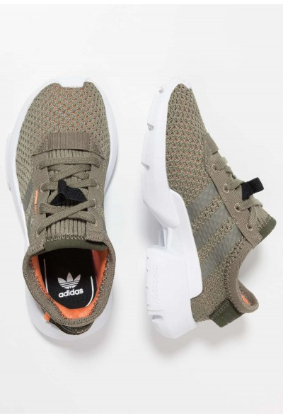 Adidas POD-S3.1 - Baskets basses trace cargo/easy orange pas cher
