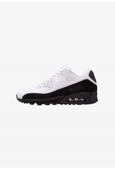 Nike AIR MAX 90 ESSENTIAL - Baskets basses black/white liquidation