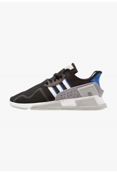 Adidas EQT CUSHION ADV - Baskets basses core black/footwear white/core royal pas cher