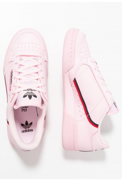 Black Friday 2020 | Adidas CONTINENTAL 80 - Baskets basses pink pas cher