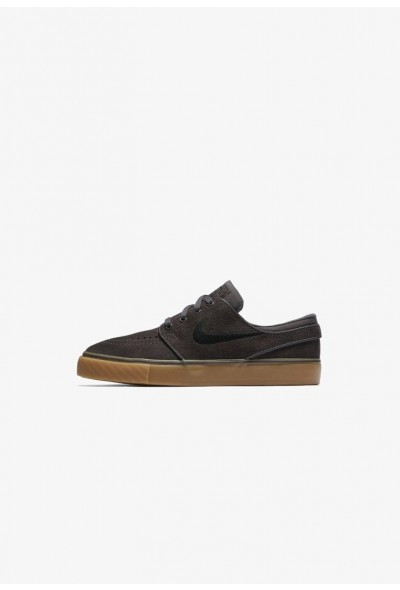 Nike STEFAN JANOSKI - Baskets basses dark grey/light brown liquidation