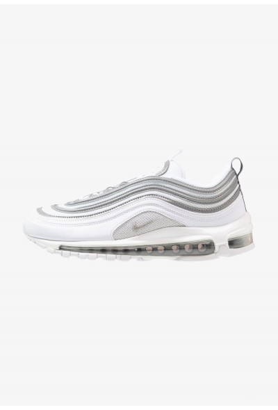 Black Friday 2020 | Nike AIR MAX 97 - Baskets basses white/reflect silver/wolf grey liquidation