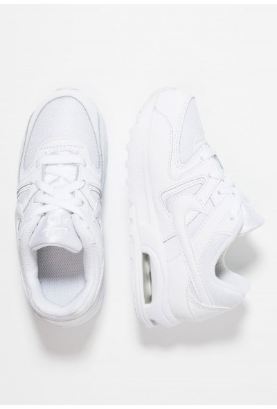 Nike AIR MAX COMMAND FLEX - Baskets basses white liquidation