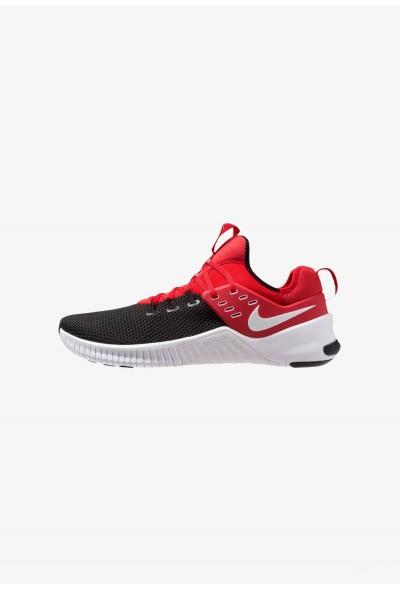 Black Friday 2020 | Nike FREE METCON - Chaussures d'entraînement et de fitness universal red/white/black liquidation