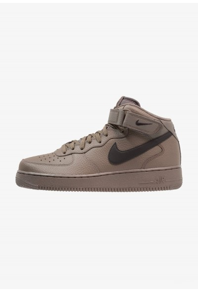Nike AIR FORCE 1 MID '07 - Baskets montantes ridgerock/black liquidation