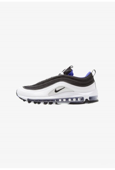 Nike AIR MAX 97 - Baskets basses white/black/persian violet liquidation