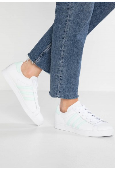 Adidas COAST STAR - Baskets basses footwear white/ice mint pas cher