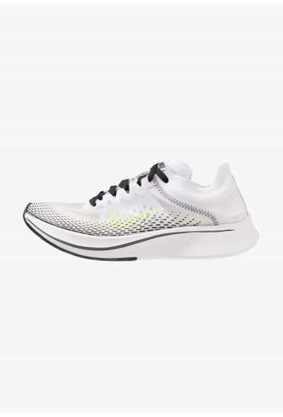 Nike ARTIST ZOOM FLY SP FAST - Chaussures de running neutres white/volt/black liquidation
