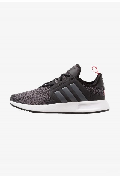 Adidas X_PLR - Baskets basses core black/grey six/scarlet pas cher
