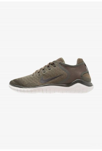 Nike FREE RN 2018 - Chaussures de course neutres cargo khaki/black/sequoia liquidation