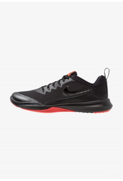 Black Friday 2020 | Nike LEGEND TRAINER - Chaussures d'entraînement et de fitness black/bright crimson liquidation