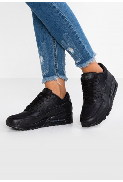 Nike AIR MAX - Baskets basses black liquidation