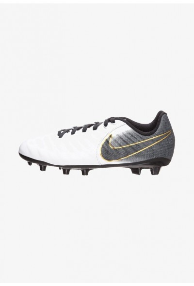 Nike TIEMPO LEGEND 7 ACADEMY MG - Chaussures de foot à crampons white / black liquidation
