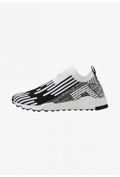 Adidas EQT SUPPORT  - Baskets basses white/black pas cher