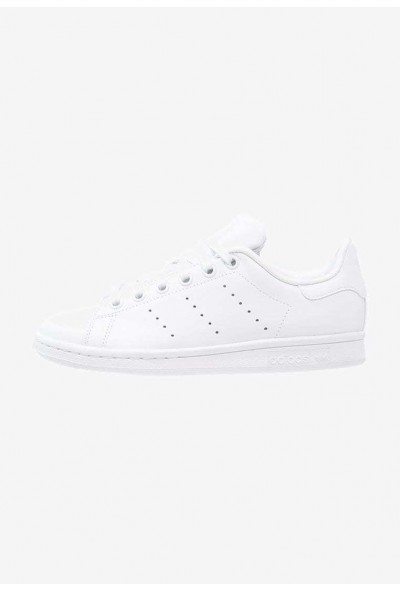 Adidas STAN SMITH - Baskets basses white pas cher
