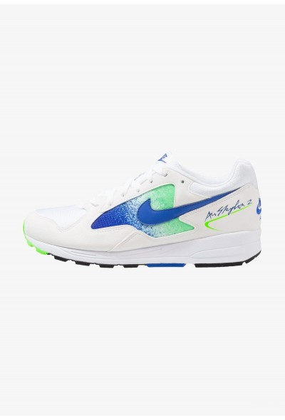 Black Friday 2020 | Nike AIR SKYLON II - Baskets basses white/hyper royal/green strike/black liquidation