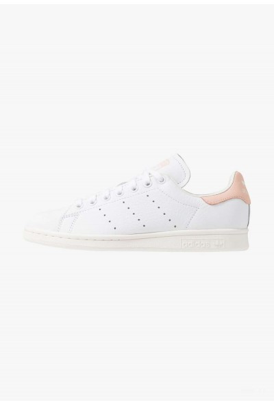 Adidas STAN SMITH - Baskets basses footwear white/vapor pink/offwhite pas cher
