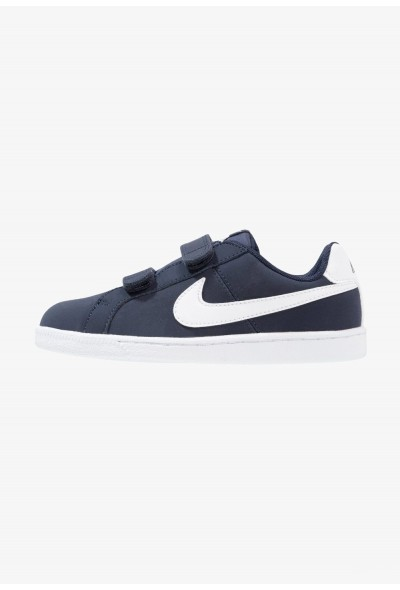 Nike COURT ROYALE (PSV) - Baskets basses obsidian/white liquidation