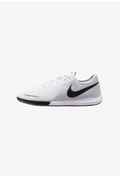 Black Friday 2020 | Nike PHANTOM OBRAX 3 GATO IC - Chaussures de foot en salle pure platinum/black/light crimson/dark grey liquidation