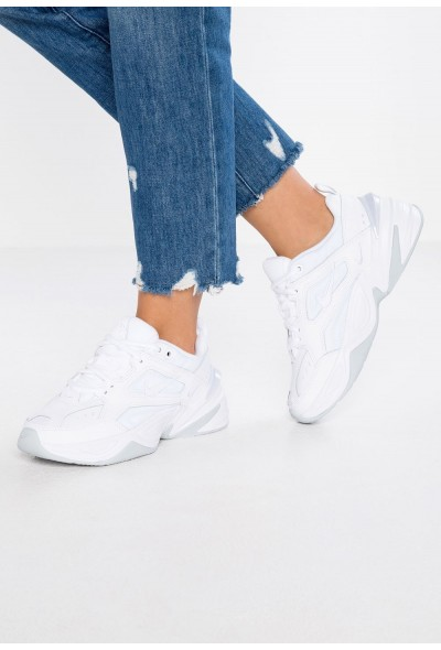 Black Friday 2020 | Nike M2K TEKNO - Baskets basses white/pure platinum liquidation
