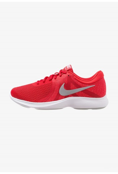 Nike REVOLUTION 4 EU - Chaussures de running neutres university red/wolf grey/red orbit/white liquidation