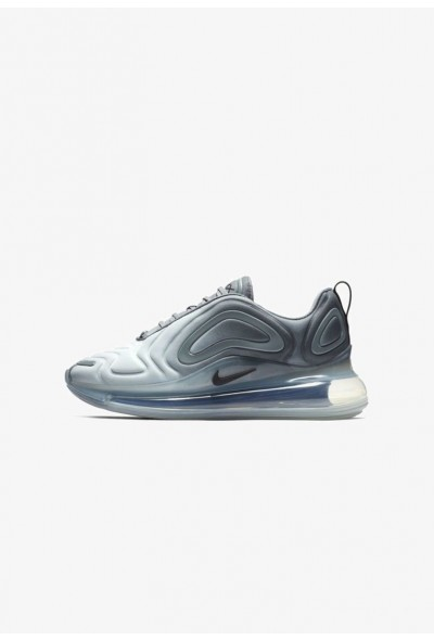 Nike AIR MAX 720 - Baskets basses anthracite/metallic silver/black liquidation