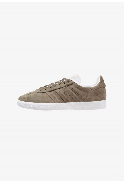Adidas GAZELLE STITCH AND TURN - Baskets basses branch/footwear white pas cher