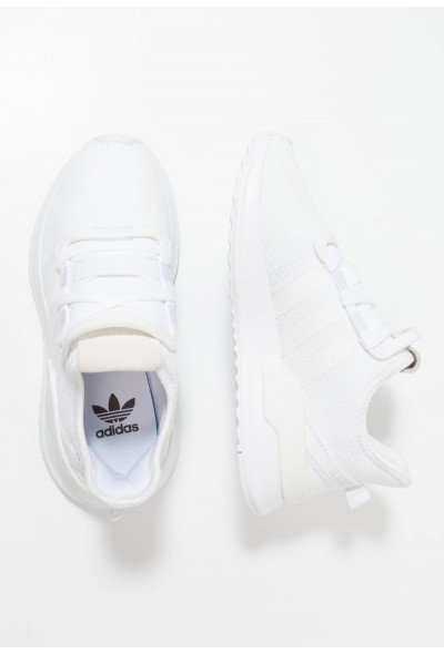 Adidas U_PATH RUN - Baskets basses footwear white pas cher