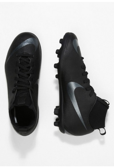 Nike CLUB MG - Chaussures de foot à crampons black/anthracite/light crimson liquidation