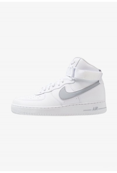 Nike AIR FORCE 1 '07 3 - Baskets montantes white/wolf grey liquidation