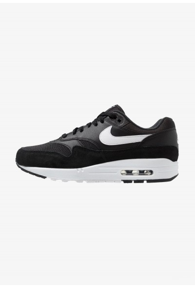 Nike AIR MAX 1 - Baskets basses black/white liquidation
