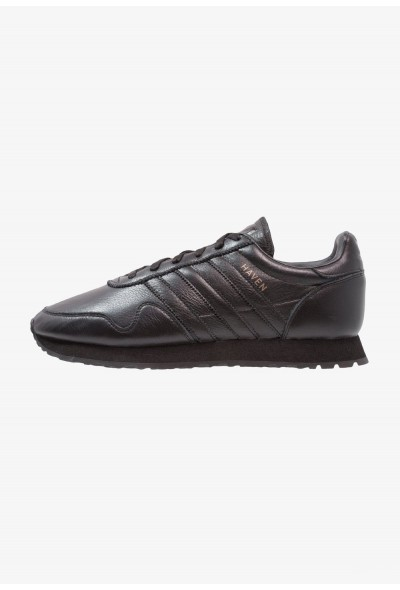 Adidas HAVEN - Baskets basses core black/copper flat pas cher