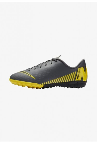 Nike MERCURIAL VAPORX  - Chaussures de foot multicrampons dark grey/yellow/black liquidation
