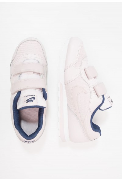 Nike MD RUNNER 2 - Baskets basses barely rose/navy/white liquidation